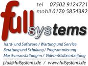 fullsystems, Niedersweiler 34/1, 88273 Wolpertswende